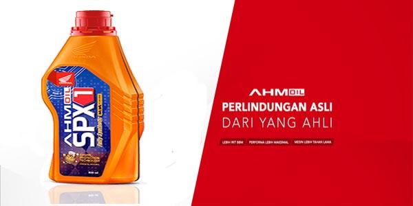 AHM Oil SPX-1