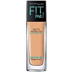 Fit Me! Matte + Poreless Warm Honey