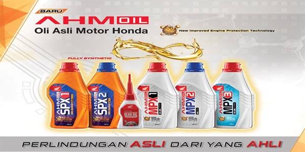 Harga Oli AHM Honda