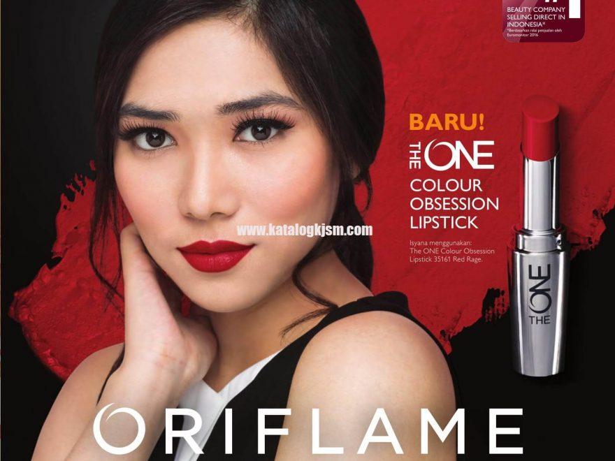 Katalog Oriflame Edisi Bulan Agustus 2018