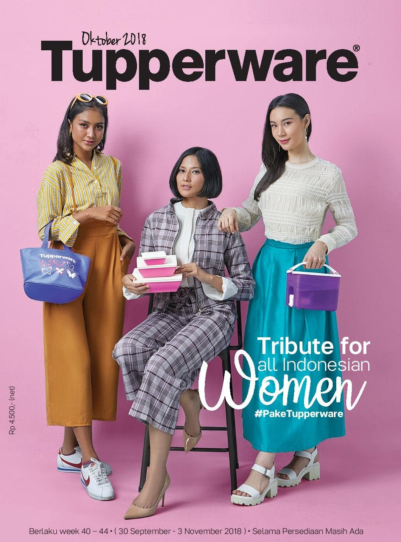 Katalog Promo Tupperware Terbaru
