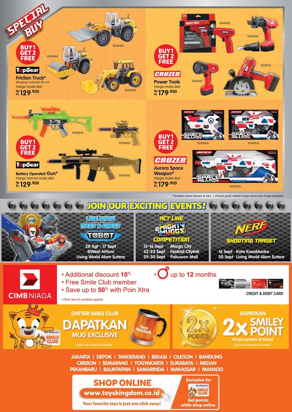 Promo Toys Kingdom Terbaru