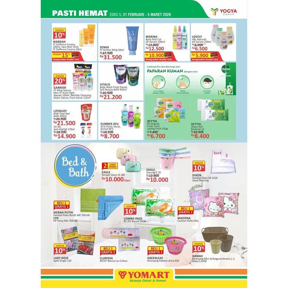 Katalog Promosi Yomart Terbaru Minggu Ini 001