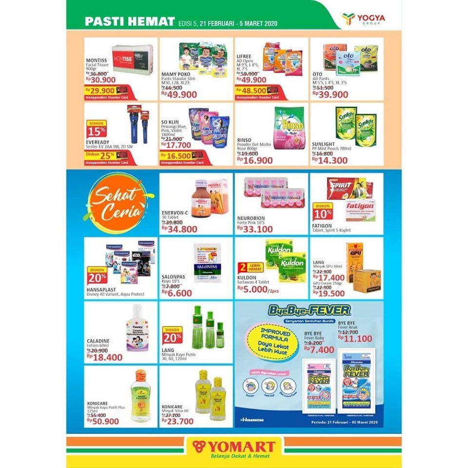 Katalog Promosi Yomart Terbaru Minggu Ini 4