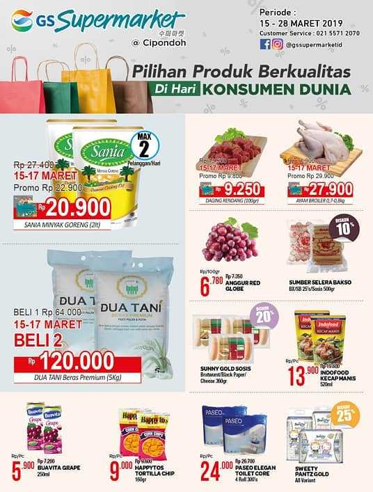 Katalog Promo GS Supermarket Cipondoh 001