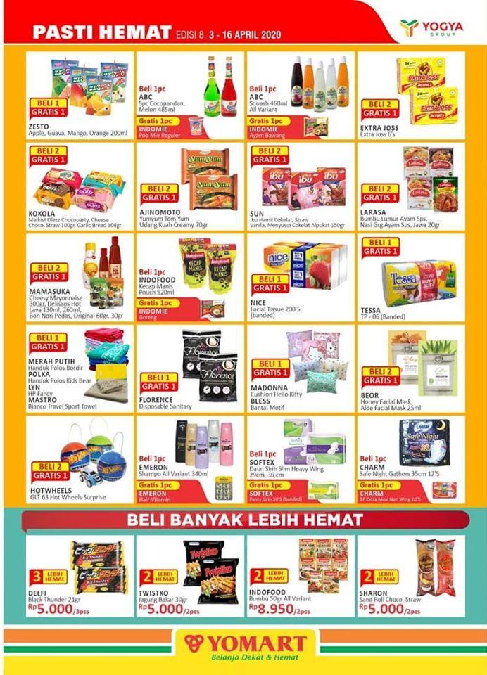 Katalog Promosi Yomart Terbaru Minggu Ini 2