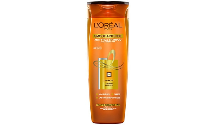 Loreal Paris Hair Care Smooth Intense Shampo