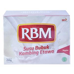 RBM Susu Bubuk Kambing Etawa, susu kambing di Apotik