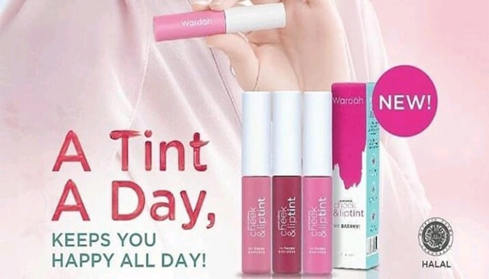 harga wardah everyday cheek and lip tint