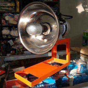 Mesin Parut Kelapa Mini model Granat atau Batok