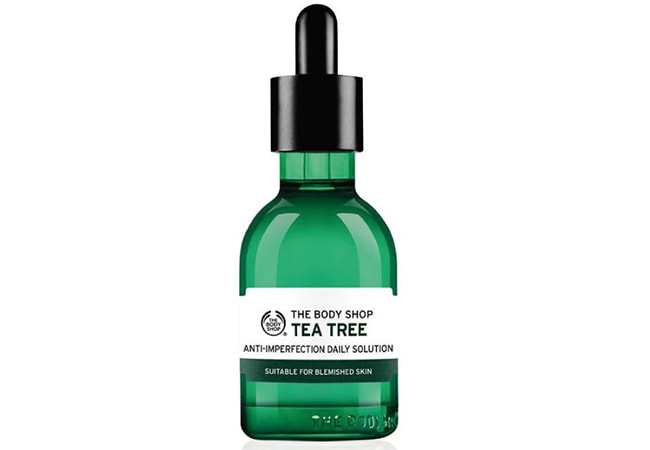 The Body Shop Tea Tree Daily Solution Serum