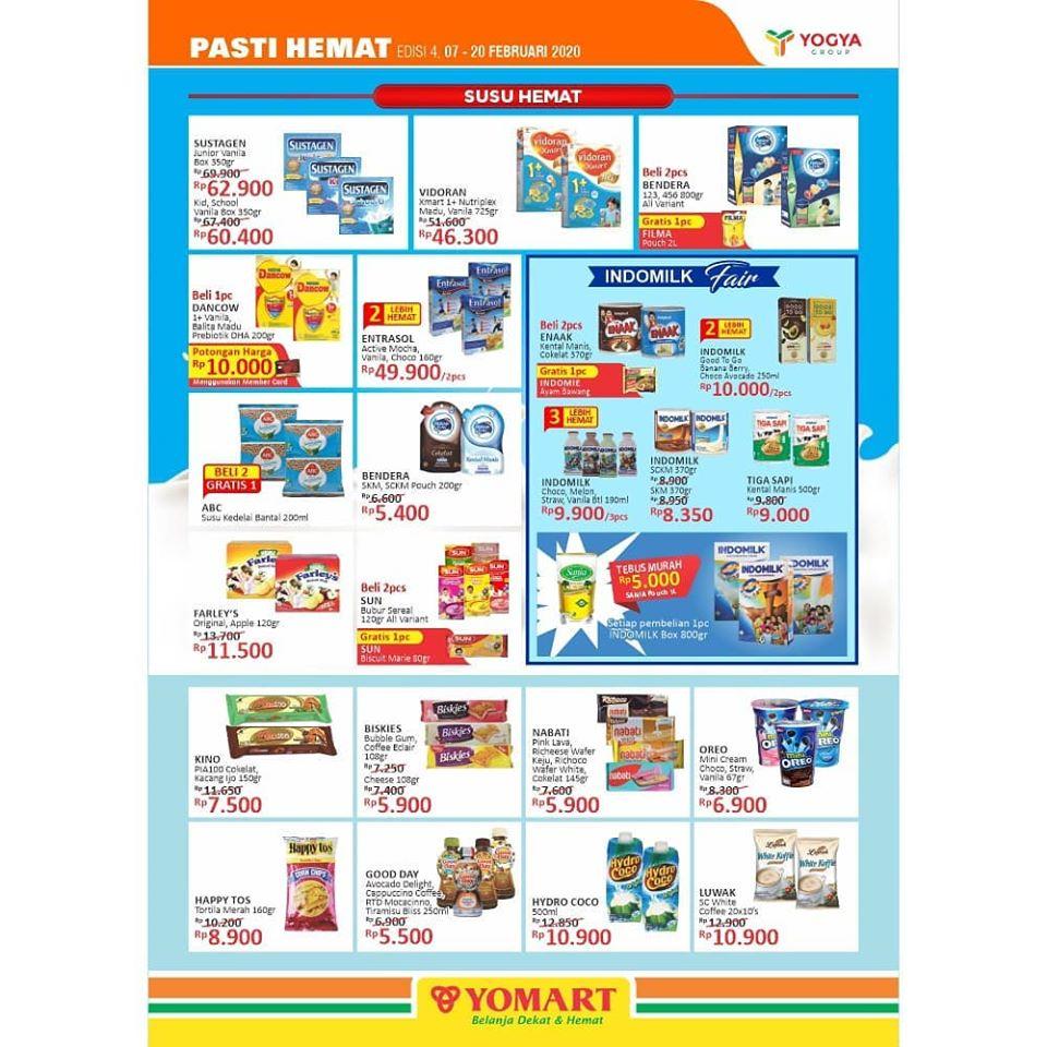 Katalog Promosi Yomart Terbaru Minggu Ini 5