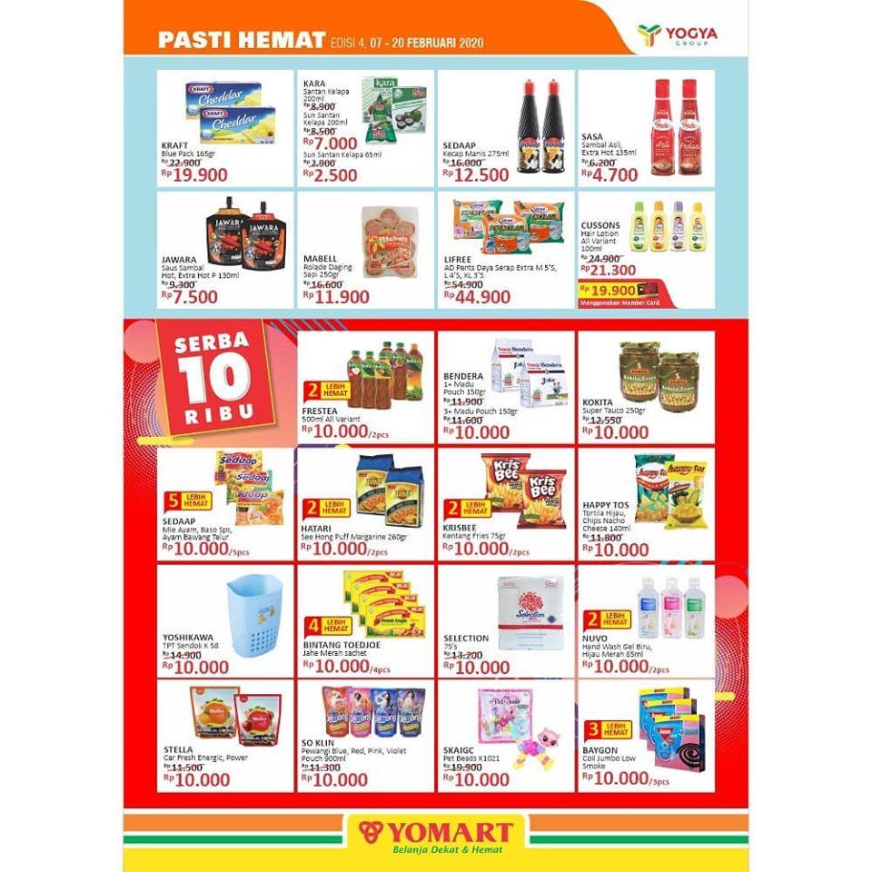 Katalog Promosi Yomart Terbaru Minggu Ini 6
