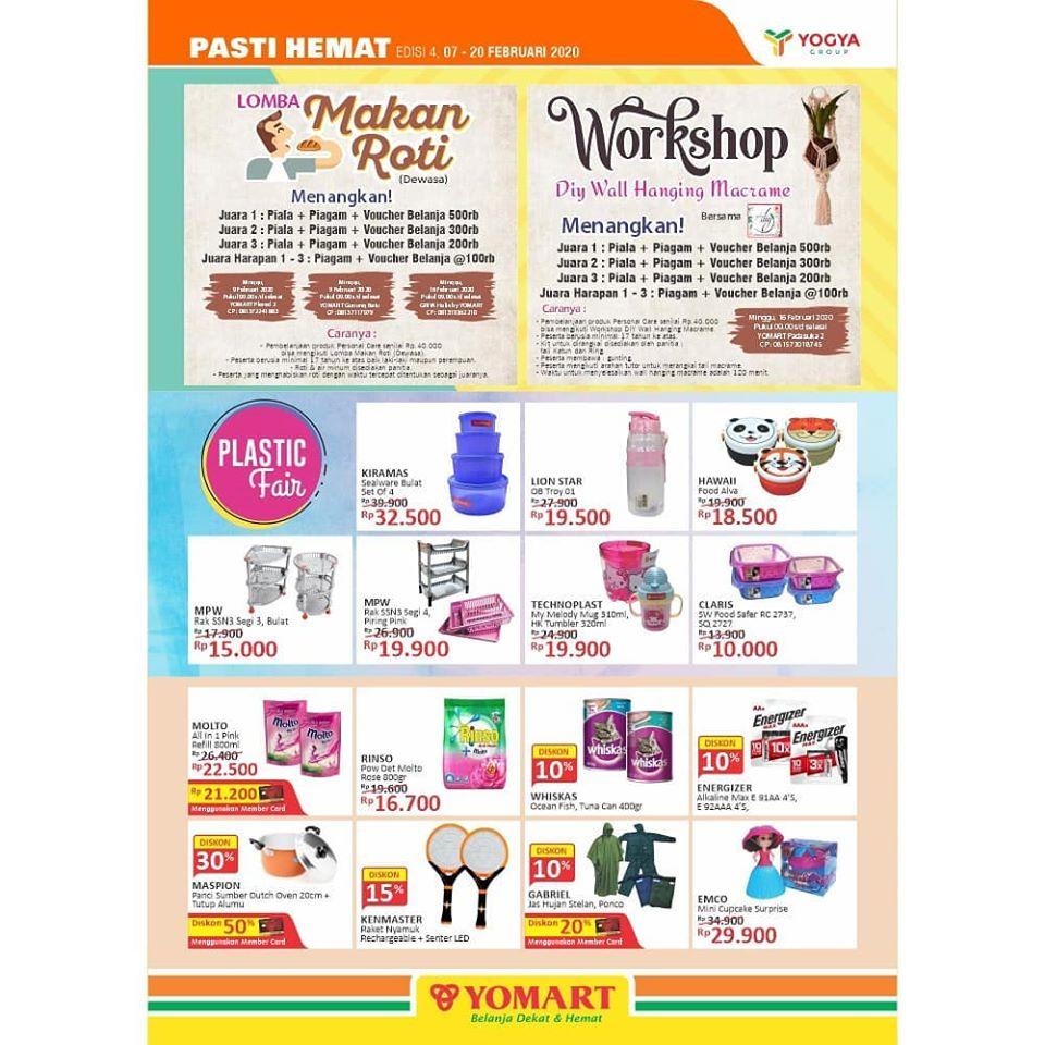Katalog Promosi Yomart Terbaru Minggu Ini 7