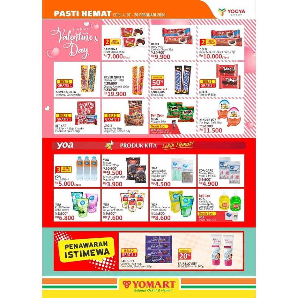 Katalog Promosi Yomart Terbaru Minggu Ini 9