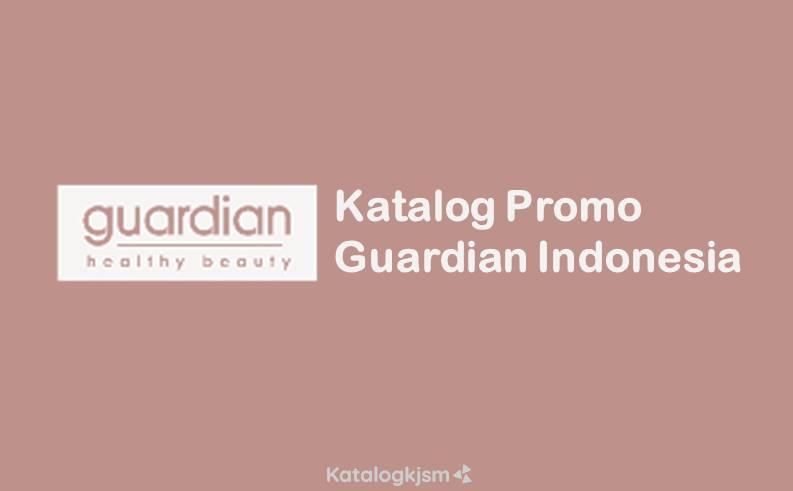 Katalog Promo Guardian Indonesia
