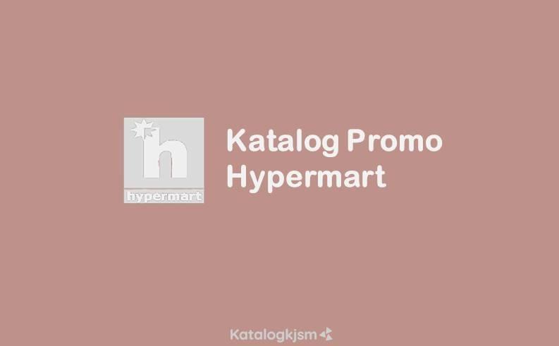 Katalog Promo Hypermart