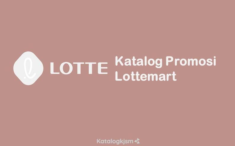 Katalog Promosi Lottemart