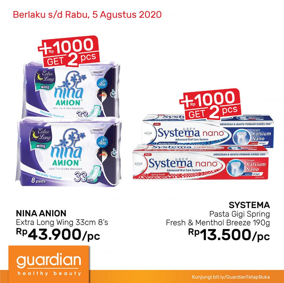katalog promo harga murah guardian terbaru 009
