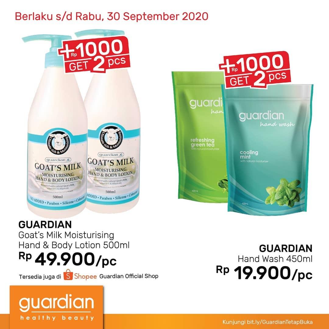 katalog promo harga murah guardian terbaru 007