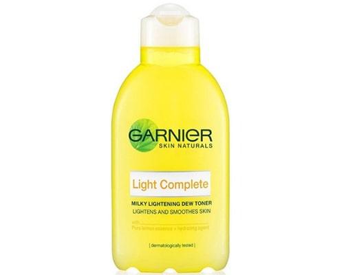 Garnier Light Complete Toner, Produk Garnier Untuk Memutihkan Wajah