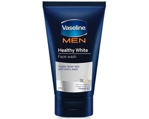 Vaseline Men Face Wash Healthy White